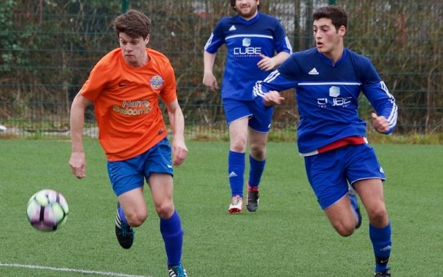 Redbridge C (blue) have been forced to withdraw from the League due to a lack of players