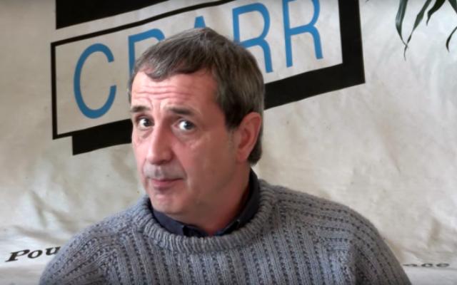Richard Zilberg (screen capture: YouTube)