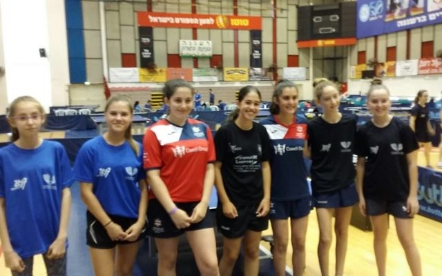 GB's table tennis winners