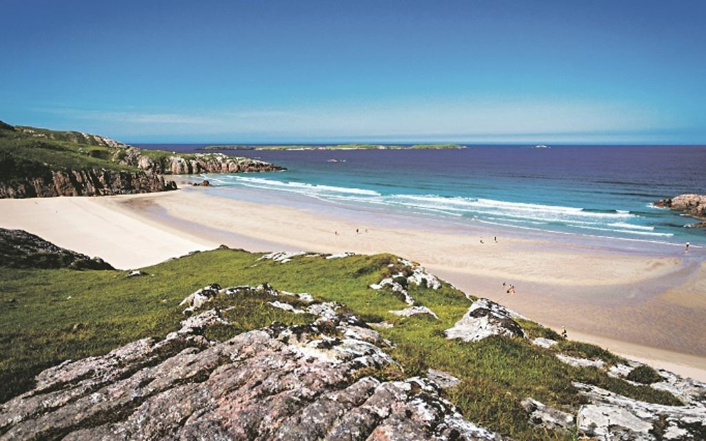 'Sango Bay' at Durness in the north west of Scotland