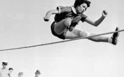 Margaret Bergmann Lambert, an outstanding high jumper, dies aged 103