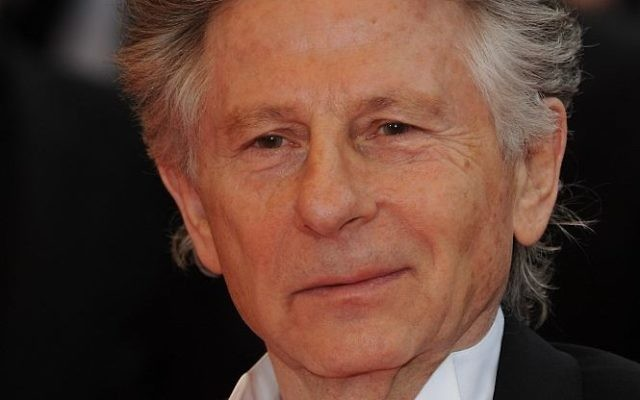 Fugitive film director Roman Polanski   Photo credit: Joel Ryan/PA Wire