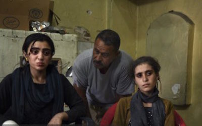 Yazidi women finally free from ISIS