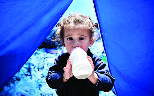 World Jewish Relief respond to disasters around the world, including the refugee crisis and natural catastrophes