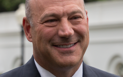 Gary Cohn  (Official White House Photo by Evan Walker)