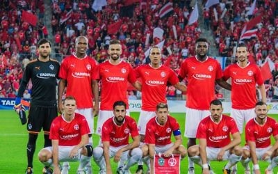 Hapoel Be'erSheva will take on Maribor as they look to reach the group stage of the  Champions League for the first time in their history