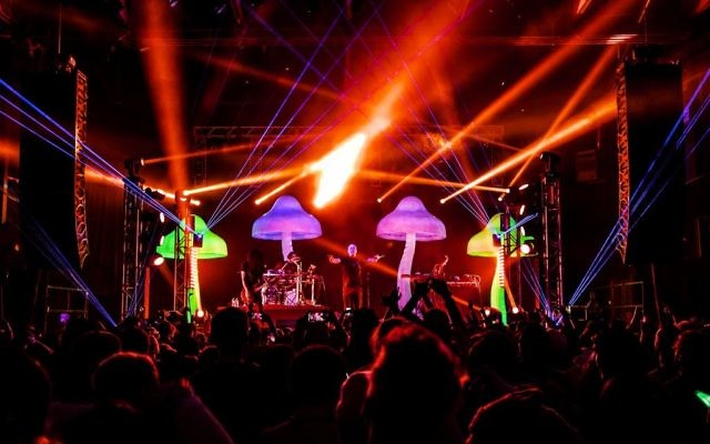 Infected Mushroom will be one of the star performers at TLV in LDN