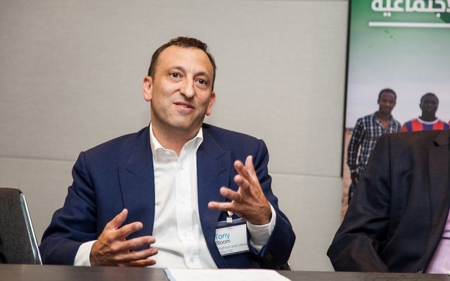 Brighton & Hove Albion Chairman Tony Bloom. Picture: Eli Gaventa