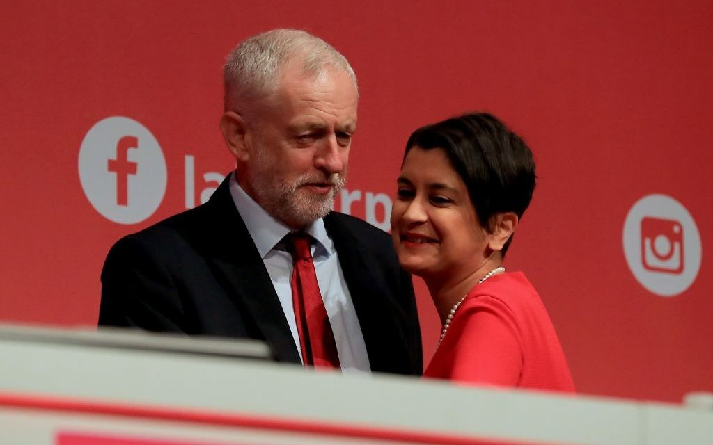 A third of UK voters think Corbyn is an antisemite – poll