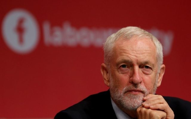 Labour Party leader Jeremy Corbyn    Photo credit: Gareth Fuller/PA Wire