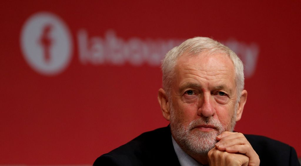Labour's Corbyn puts forward terms for backing UK PM May on Brexit