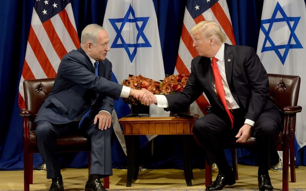 Bibi: The Turbulent Life & Times of Benjamin Netanyahu, by Anshel Pfeffer explores the relationship between Israel's great political survivor and the US president