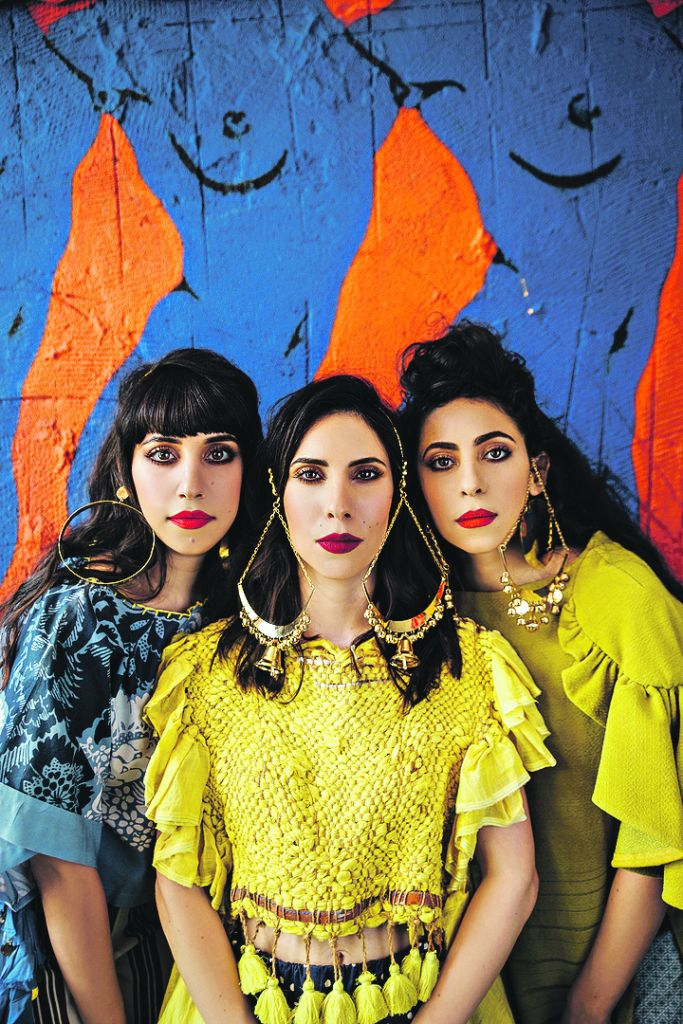 A-WA will take to the stage at the Roundhouse