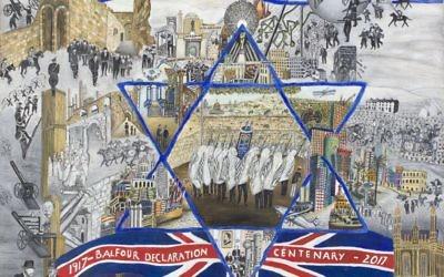 'Balfour Accomplished' by Beverley-Jane Stewart