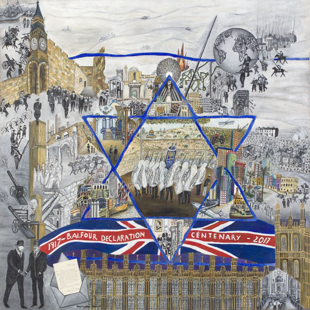 'Balfour Accomplished' by Beverley-Jane Stewart