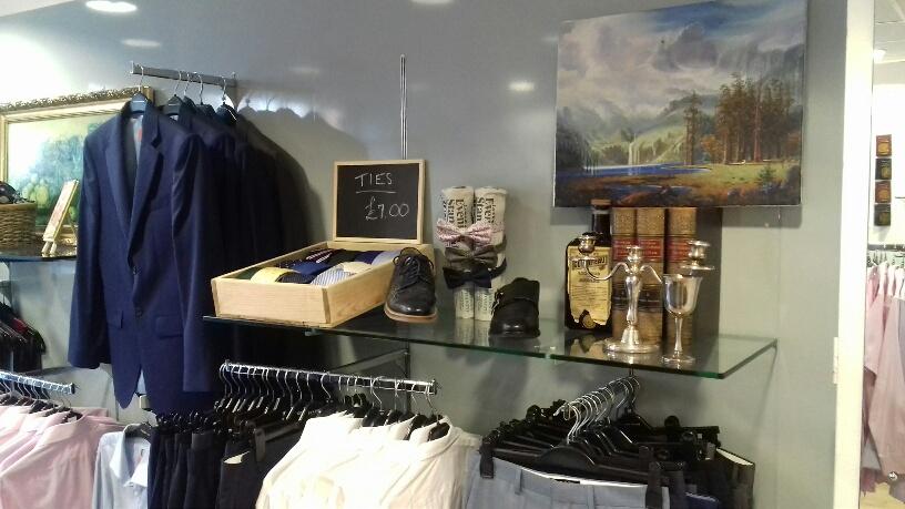Norwood\s new boutique shop