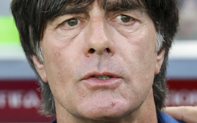 "German coach Joachim Löw said fans brought ""shame to their country"""