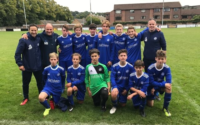 Lions U14s claimed an impressive opening day win