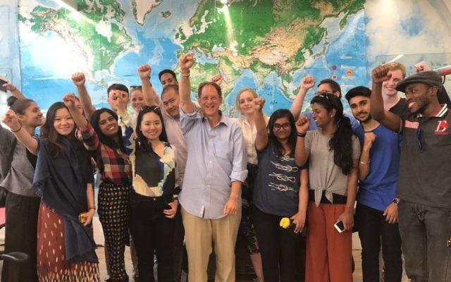 Let's Talk Business group at Energiya Global