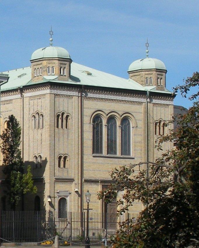 Synagogue in Gothenburg