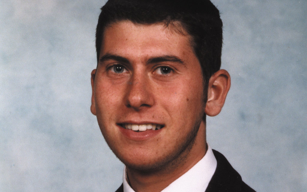 It's been 15 years since Yoni Jesner was murdered