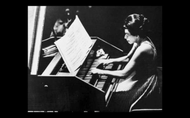 Zuzana Ruzickova (Screenshot from youtube)