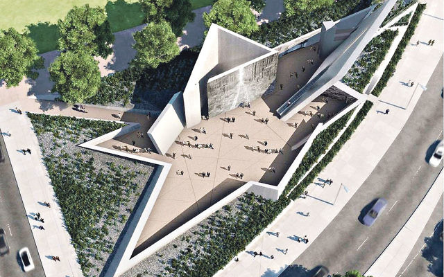 Canada's new National Holocaust Monument