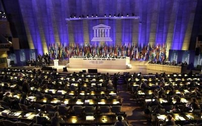 A meeting of UNESCO
