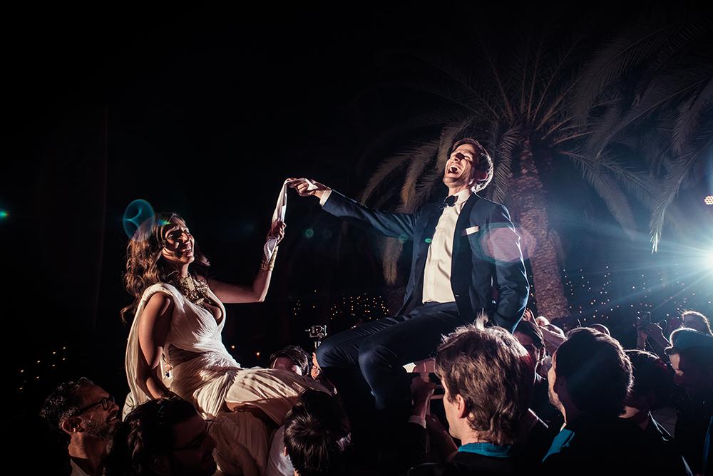The wedding of Talia and Aaron in Marrakech, Morocco. (C) Blake Ezra Photography Ltd. 2017