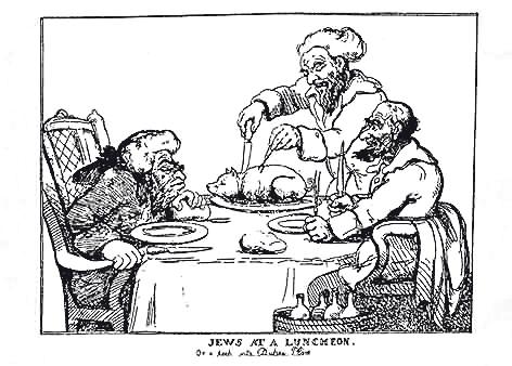 Jews craving pork