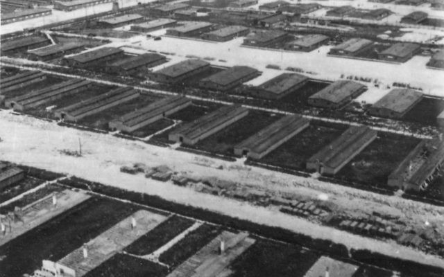 Majdanek concentration camp (June 24, 1944)