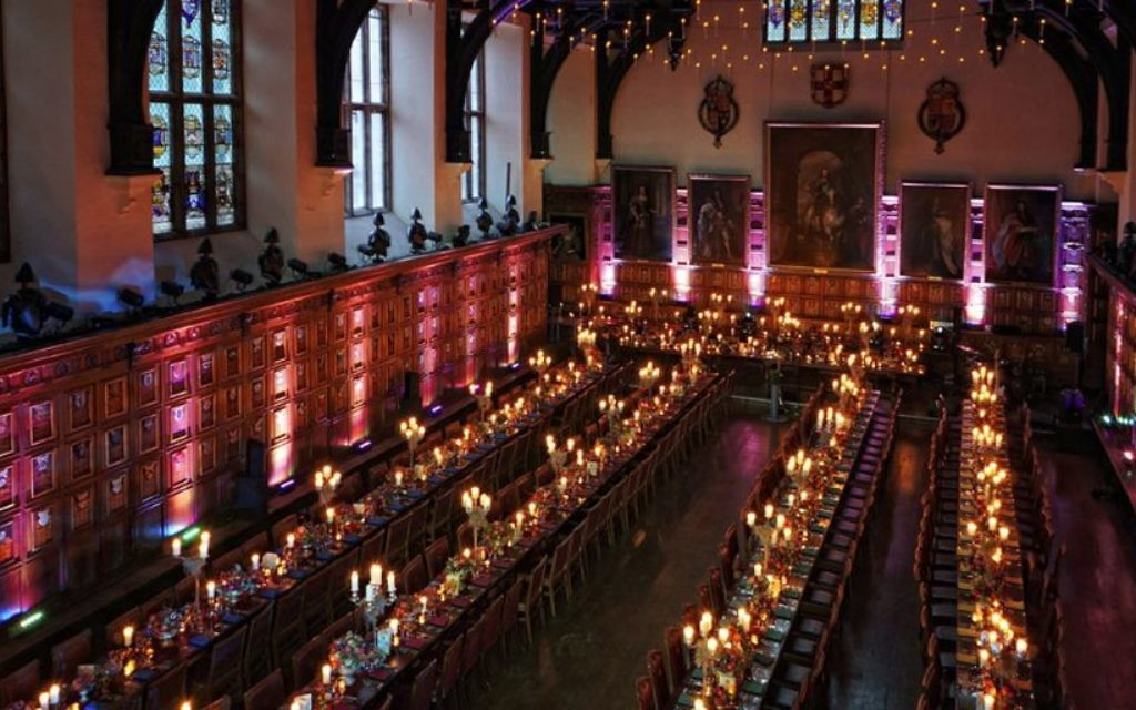 Middle Temple Hall is  the perfect location for a simcha