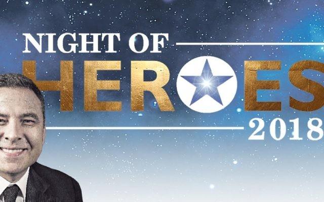 Night of heroes