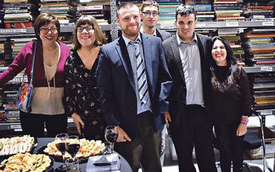 Langdon members at its new warehouse