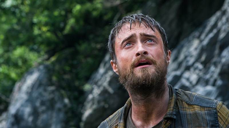 Daniel Radcliffe stars as Yossi Ghinsberg in epic new film, Jungle