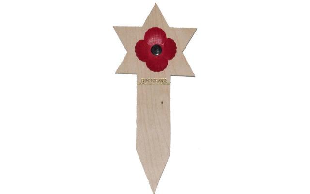 Remembrance Star of David
