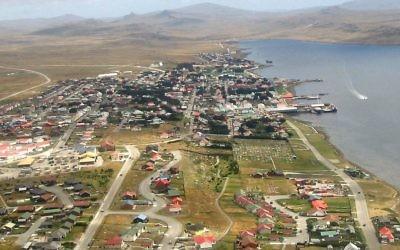 Port Stanley, The Falklands Islands