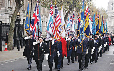 AJEX march