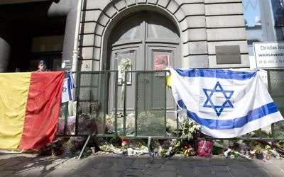 The Brussels Jewish museum is hosting its first exhibit since the 2014 terrorist attack which killed four people