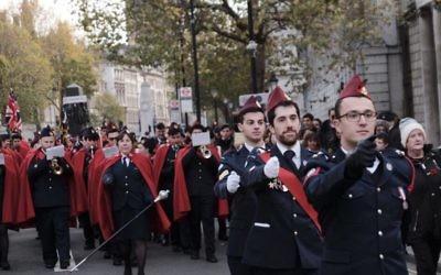 AJEX Parade 2017