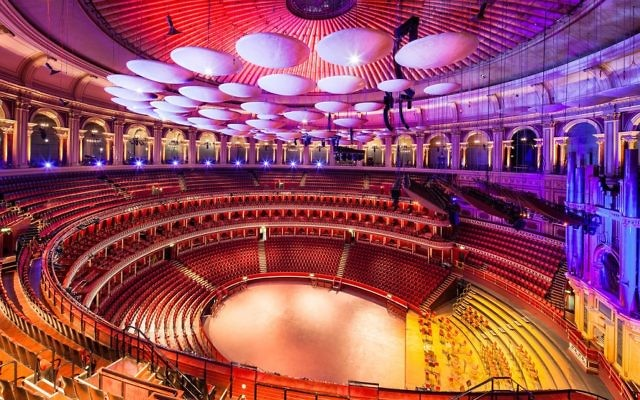 The Royal Albert Hall will host the final event of the Balfour Declaration centenary celebrations on Tuesday