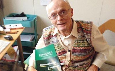 Retired GP and racial equality activist Richard Stone