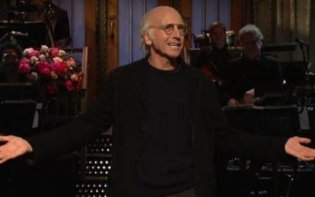 Larry David has been slammed for making jokes about the Holocaust on Saturday Night Live