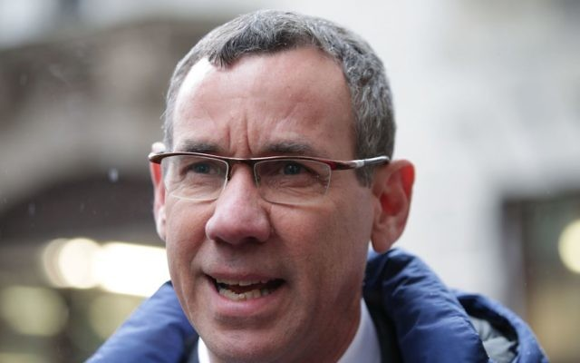Mark Regev, Israel's Ambassador to the United Kingdom,  Photo credit: Yui Mok/PA Wire