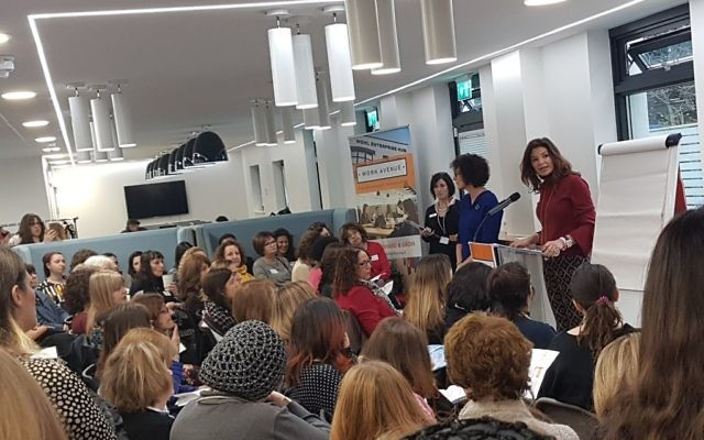 The Women In The Workplace conference