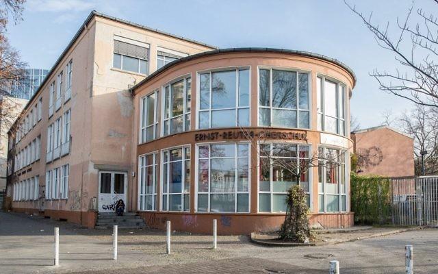 Ernst Reuter High School in Berlin