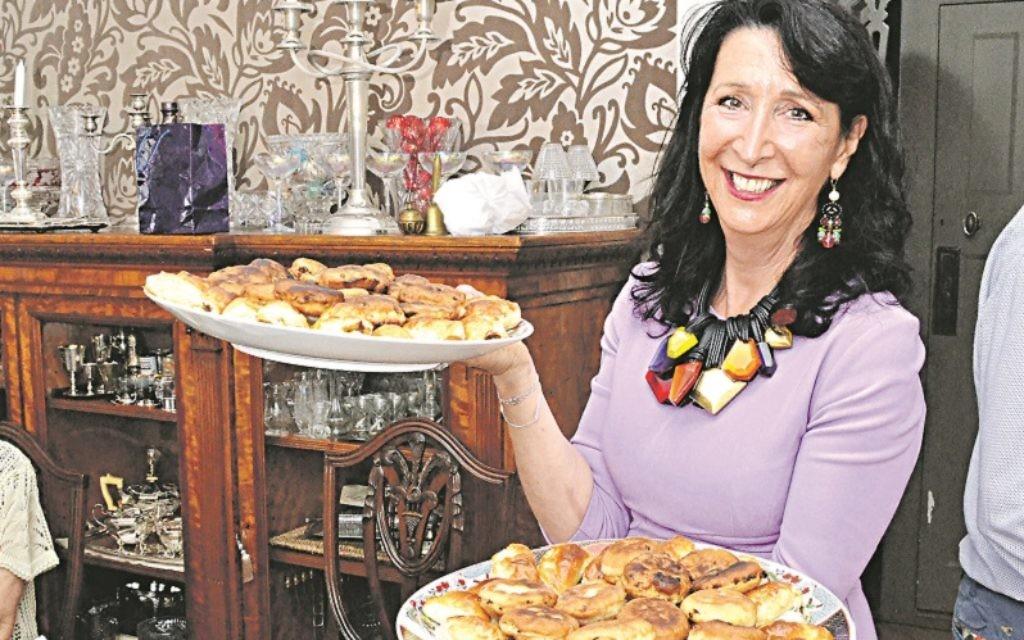 Lillian Cordell has written new cookbook, Miriam's Table