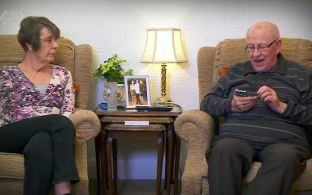 Leon Bernicoff and wife June were one of the first couples to join the hit Channel 4 show in 2013