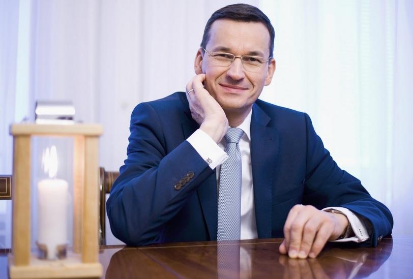 Image result for polish prime minister mateusz morawiecki