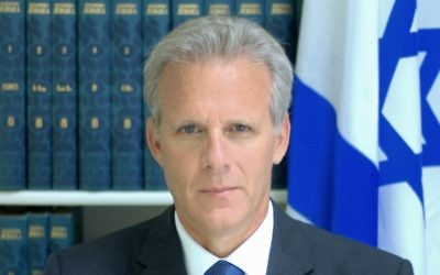 Michael Oren has called for the IDF to 'shoot to kill' suspected terrorists